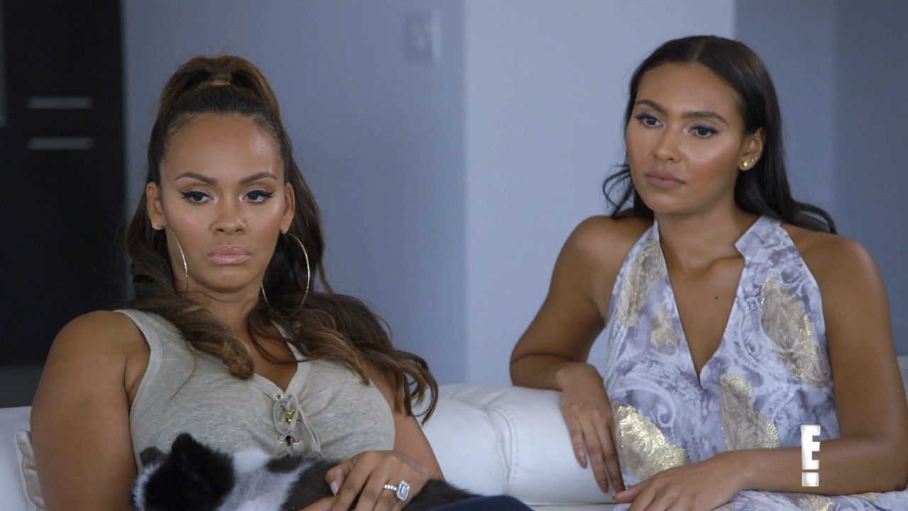 Evelyn Lozada Surprises Daughter Shaniece Hairston with