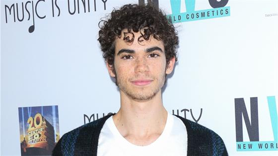 is cameron boyce alive today