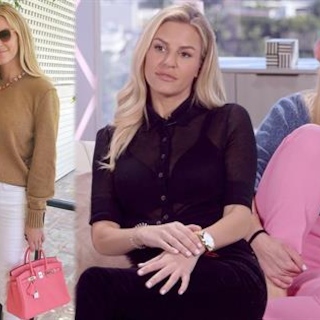 Morgan Stewart Gets It From Her Mama
