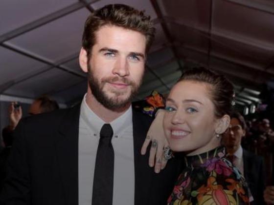 Miley Cyrus e Liam Hemsworth doam R$ 1,8 milhão para vítimas do incêndio em Malibu