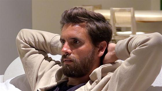 Scott Disick Admits He's Trying to Find Happiness