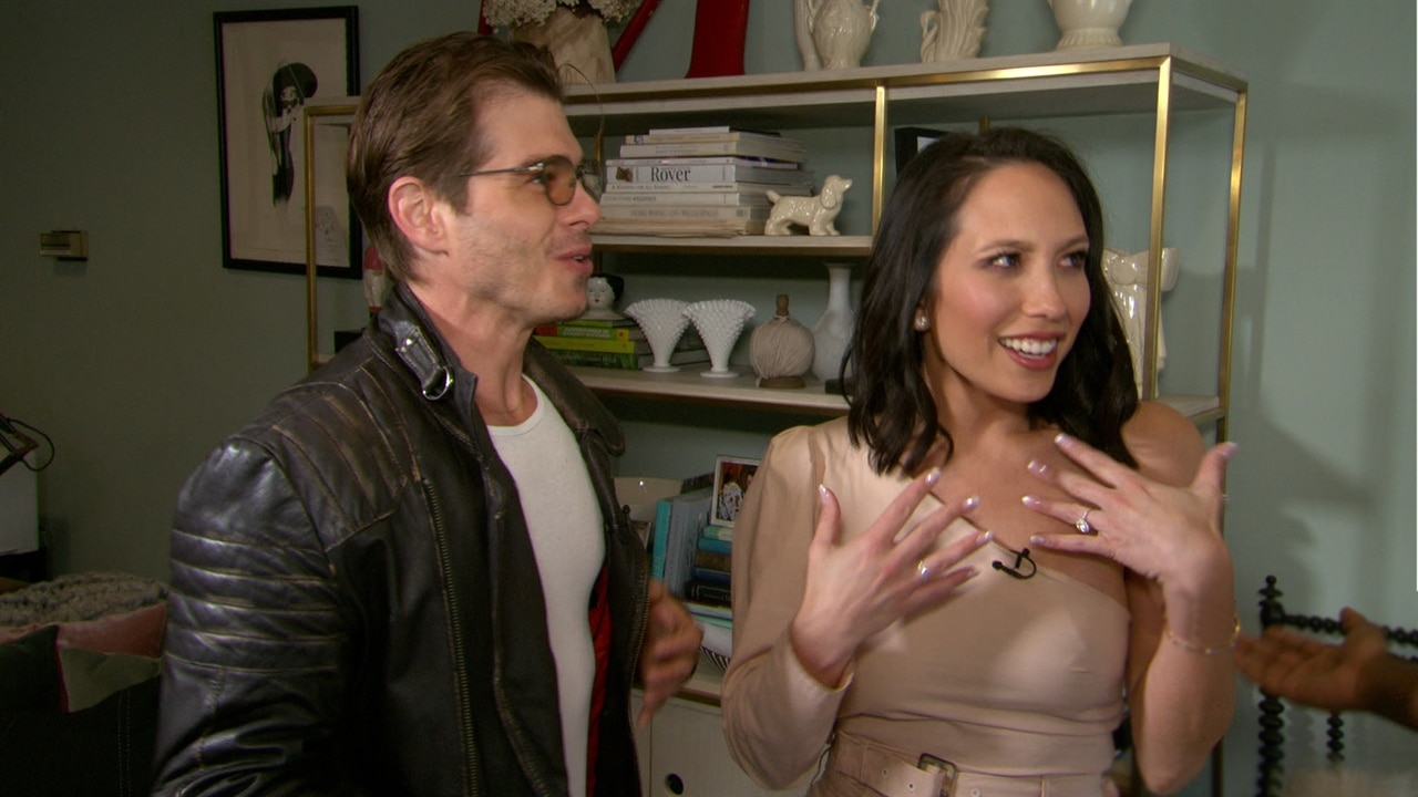 Cheryl Burke and Matthew Lawrence Get Real About Wedding Planning: ''It's So Stressful''