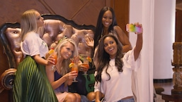 """WAGS Atlanta"" Stars Kick Off Girls Trip in New Orleans"
