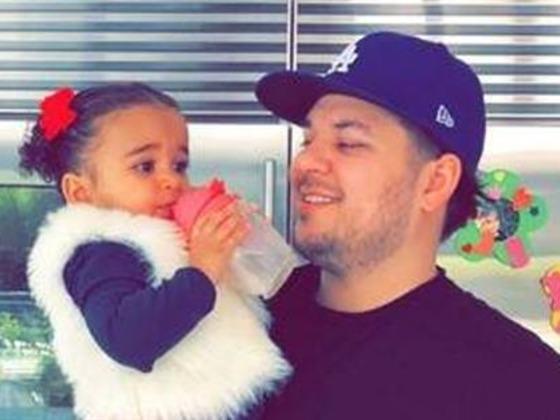 Dream Kardashian Throws Her Dad Rob Kardashian a Birthday Party