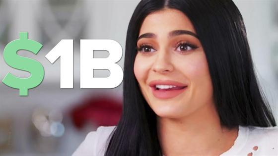 Kylie Jenner's Billion Dollar Business Advice