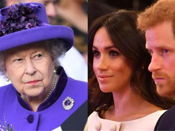 Queen Elizabeth II Vetoes Meghan & Prince Harry's Independence Bid