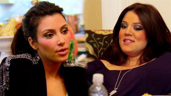 Khloe Kardashian Drags Kim Kardashian to Anger Management Classes - E! Online