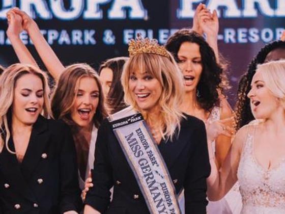 Una empresaria de 35 años hace historia al coronarse como Miss Alemania