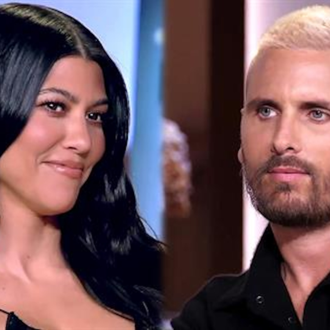 Where Do Kourtney Kardashian & Scott Disick Stand Now?