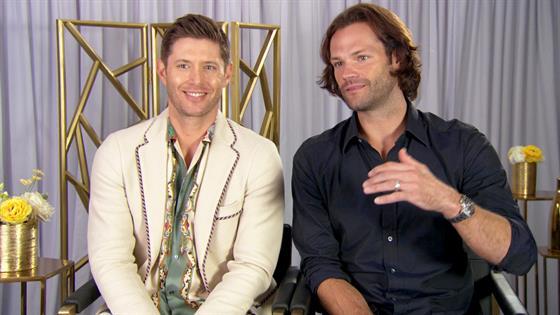 Supernatural Cast Talks End of Long-Running CW Series