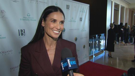 Demi Moore Opens Up About Overcoming Her Self-Destructive Spiral