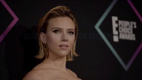 Scarlett Johansson termina en una comisaría por culpa de los paparazzi