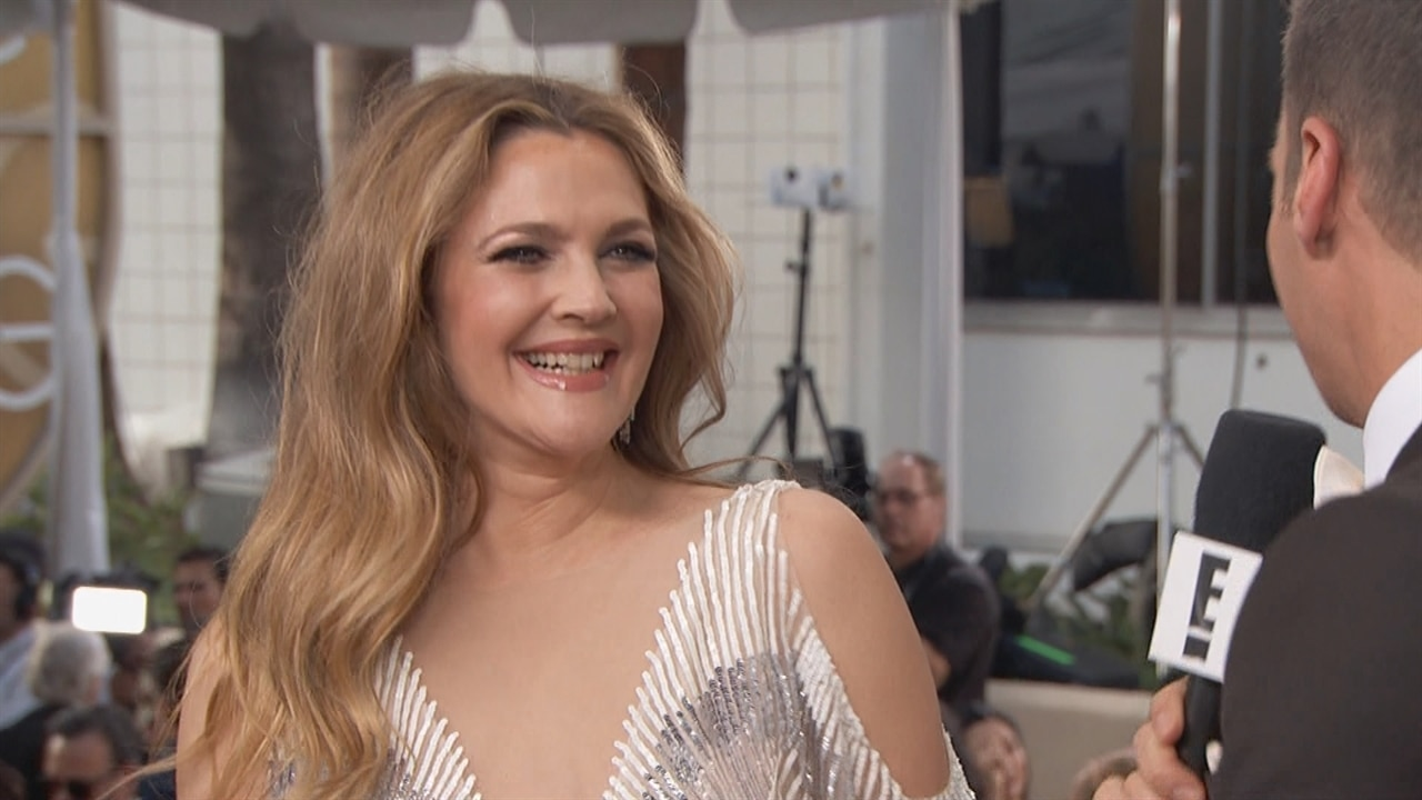 """Drew Barrymore Talks About Raising Her 2 Kids After Divorce: You Just """"Figure It Out With Grace"""""""
