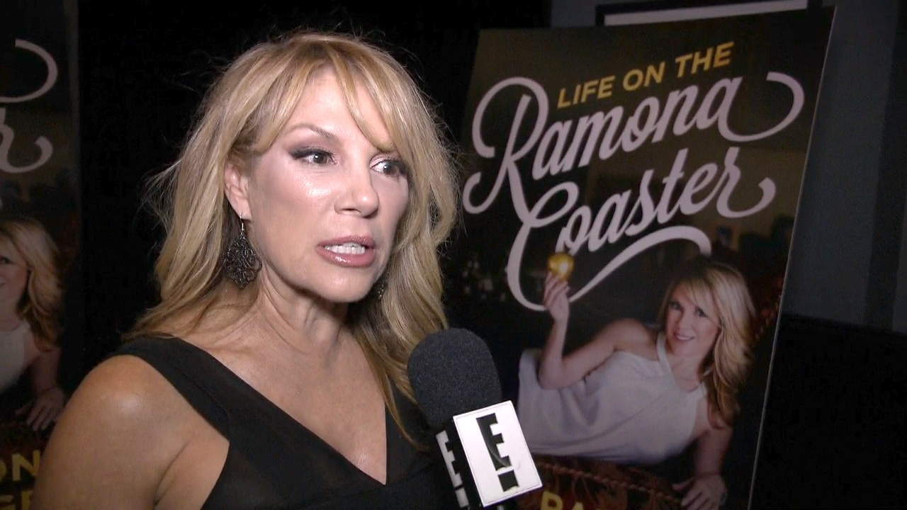 Ramona Singer Talks Domestic Abuse, Why She Wrote About Her Painful Divorce—Watch Now