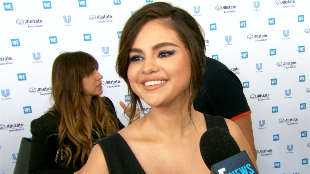Selena Gomez Says She Gets in ''Trouble Too Much'' When She Talks About This Topic