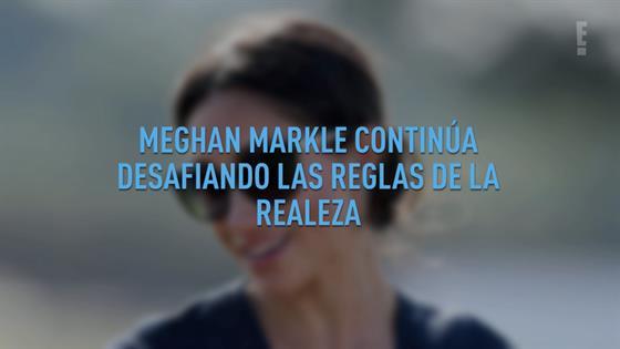 ¿Primera crisis de pareja de Meghan Markle y el príncipe Harry?