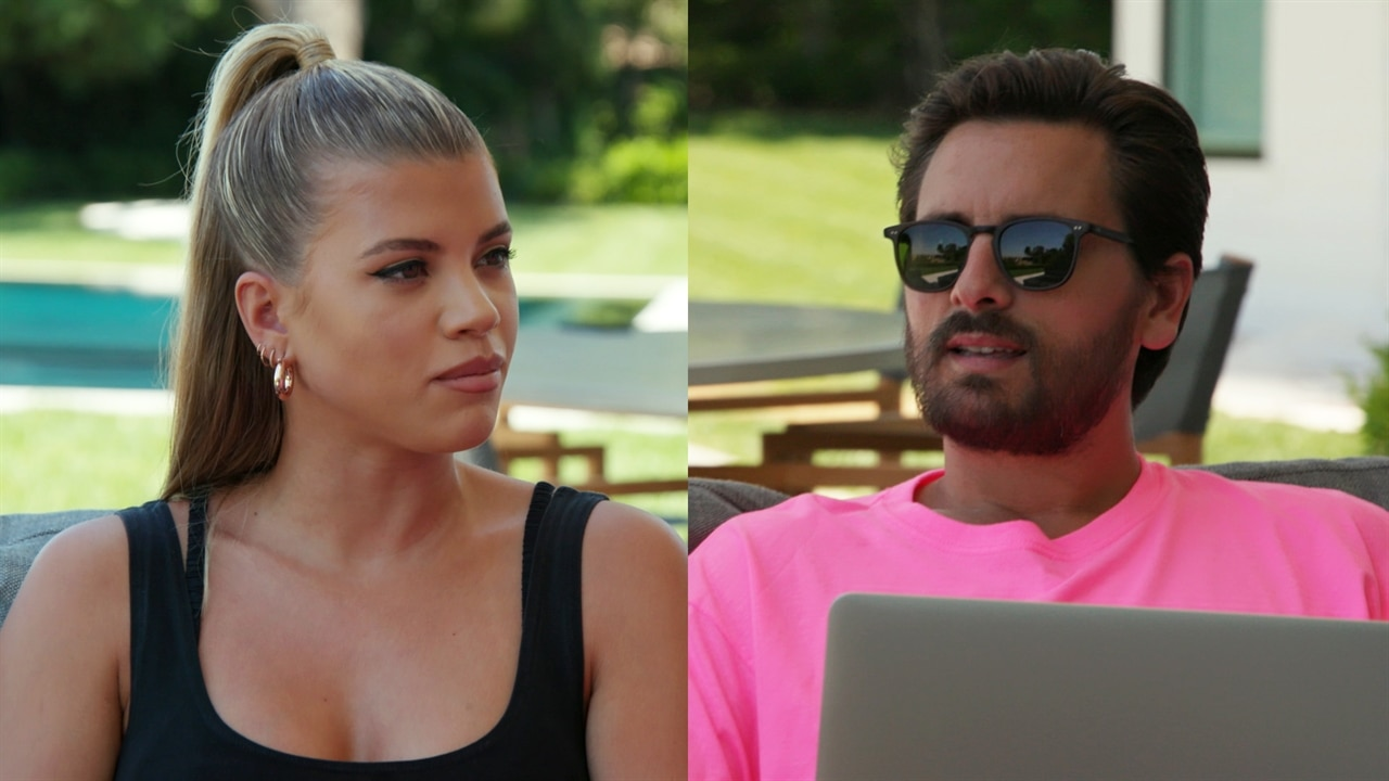 Scott Disick & Sofia Richie Are Ready for a Fresh Start in a New House!