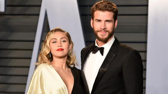 everything we know about miley cyrus and liam hemsworth s top secret