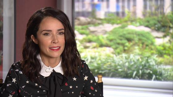 Abigail Spencer Loves Her Timeless Fashions Minus Those Wretched