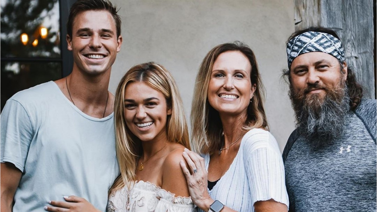 Duck Dynasty Star Sadie Robertson's Honeymoon Pictures Will Send You Straight To Paradise