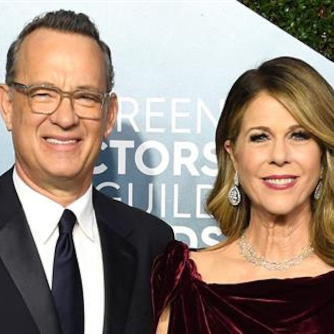 Tom Hanks & Rita Wilson Officially Become Greek Citizens ...