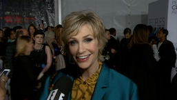 Jane Lynch Feels Big Nerves for 2016 People's Choice