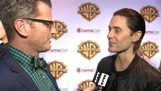 Jared Leto Sends Crazy Gifts to
