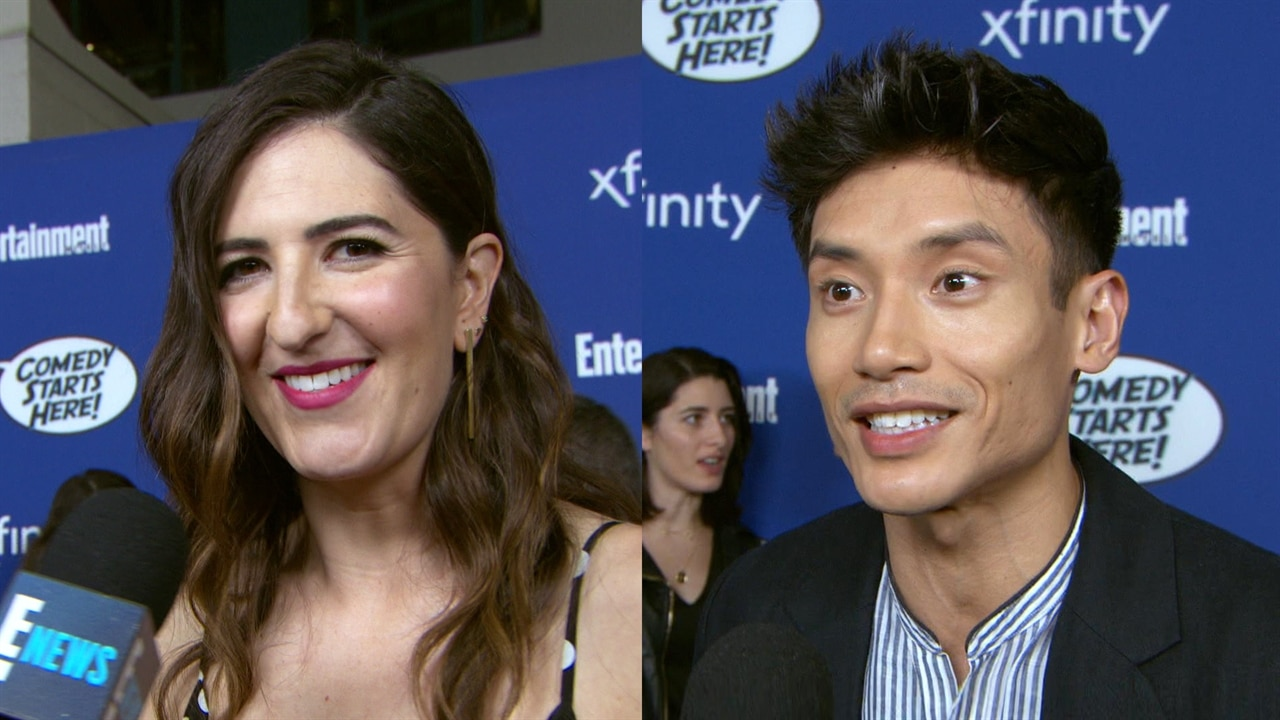 D'Arcy Carden Jokes PCAs Voters Can Go to The Good Place By Voting for the Show