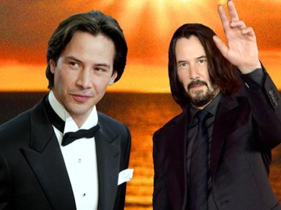 The Chill of Keanu Reeves