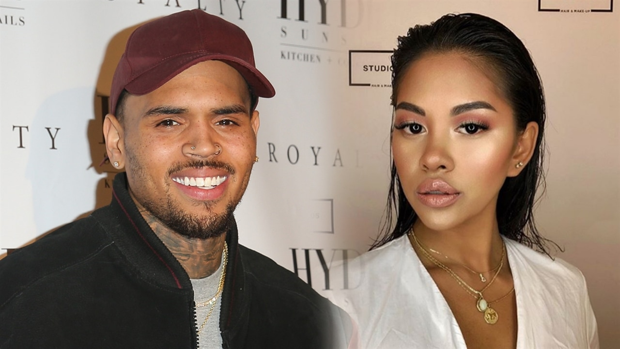 Chris Brown Shares First Picture of Son—And Reveals His Name