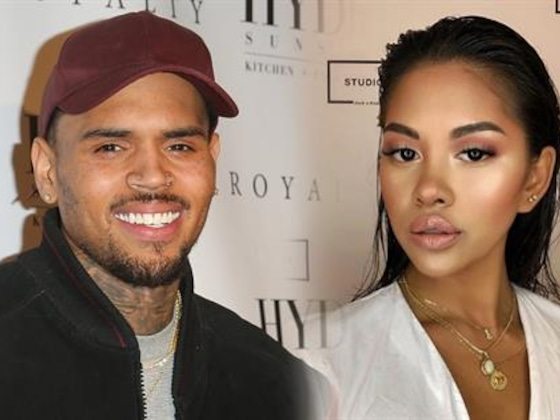 Chris Brown & Ammika Harris Expecting First Child Together