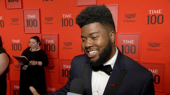 Khalid Is Giddy Over the Possibility of Meeting Dwayne Johnson