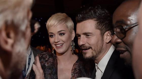 Katy Perry y la revelación sobre su vida sexual con Orlando Bloom