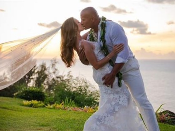 Dwayne Johnson Is Married! 7 Things to Know About His New Wife