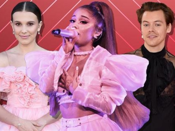 Millie Bobby Brown & Harry Styles Dance at Ariana Grande's Concert
