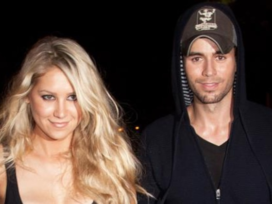 Anna Kournikova & Enrique Iglesias Welcome Baby No. 3!