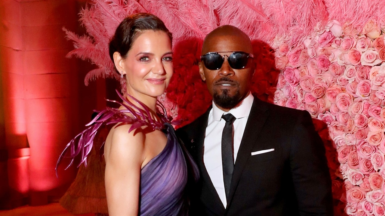 Katie Holmes and Jamie Foxx Split After He's Spotted With Singer Sela Vave