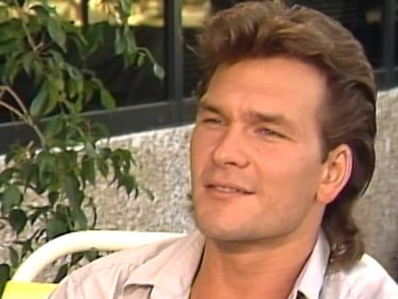 Patrick Swayze Had the Time of His Life: E! News Rewind