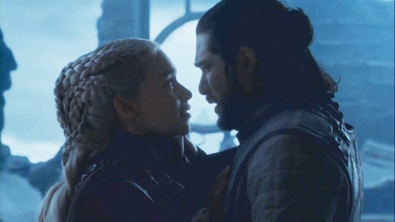 """Apparently Game of Thrones Shot an Alternate Ending """"for Fun"""""""