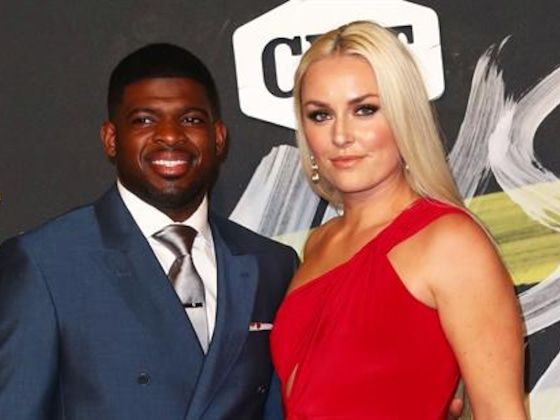 Lindsey Vonn Is Engaged to Hockey Player P.K. Subban