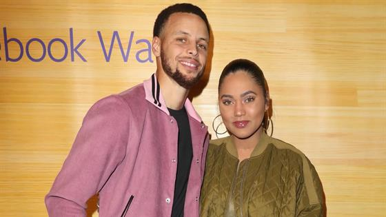 Ayesha Steph Curry's Son Has a Message for All You Haters
