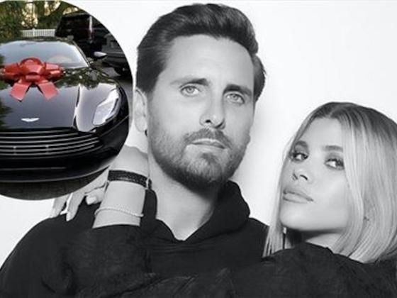 Scott Disick Gifts Sofia Richie $200K Luxury Car for 21st Birthday
