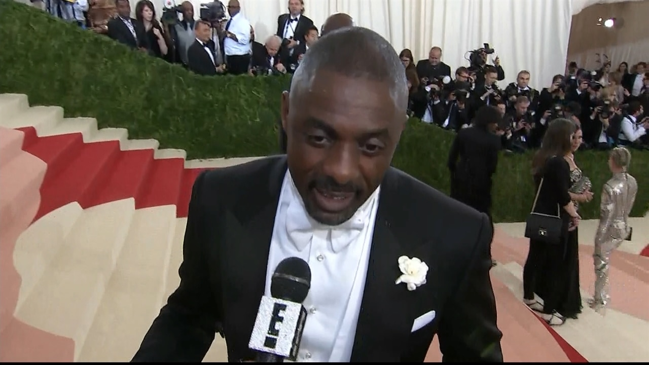 Idris Elba Finally Felt Famous When He Captured Beyoncé and Rihanna's Attention