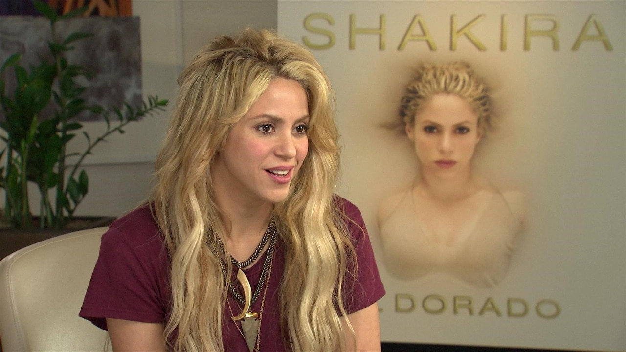 """Shakira Says Her Vocal Cord Injury Turned Her Into a """"Depressed"""" and """"Bitter"""" Person"""
