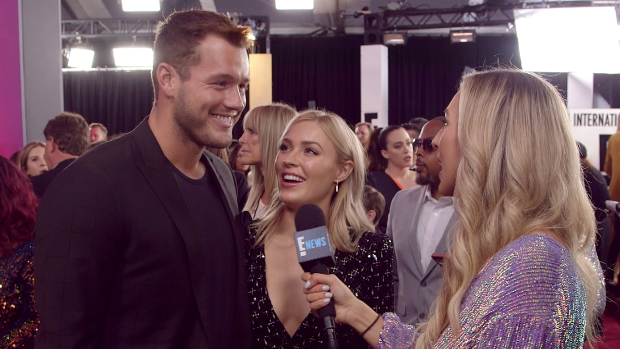 Colton Underwood and Cassie Randolph's Anniversary Trip Is More Romantic Than Any Fantasy Suite
