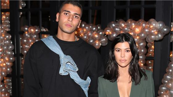 Here's What Kourtney Kardashian Thinks Of Younes Bendjima's Post-Breakup Instagram Posts