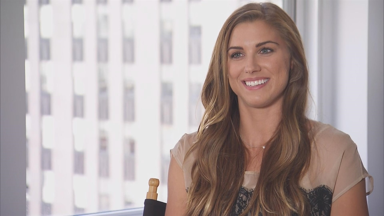 Soccer Star Alex Morgan Is Pregnant With Her First Child