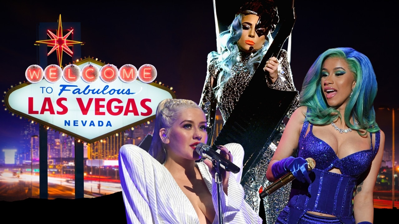 Shows In Las Vegas