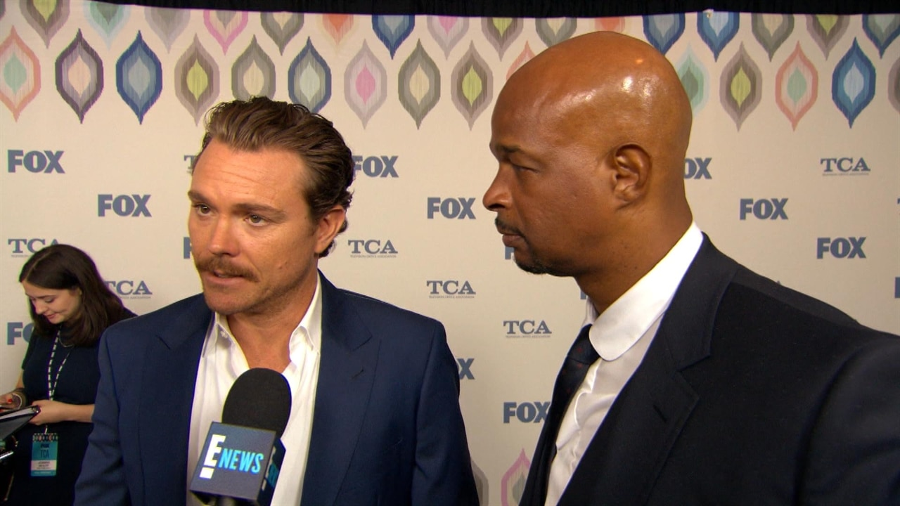 Lethal Weapon Cast Gives Scoop On New Show  E News-1300