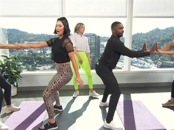 Celebrate National Workout Buddy Day With E!